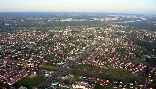 Bardziej zachodnia Dąbrowa